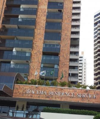 Iracema Residence Flat  15º andar- 2 quartos